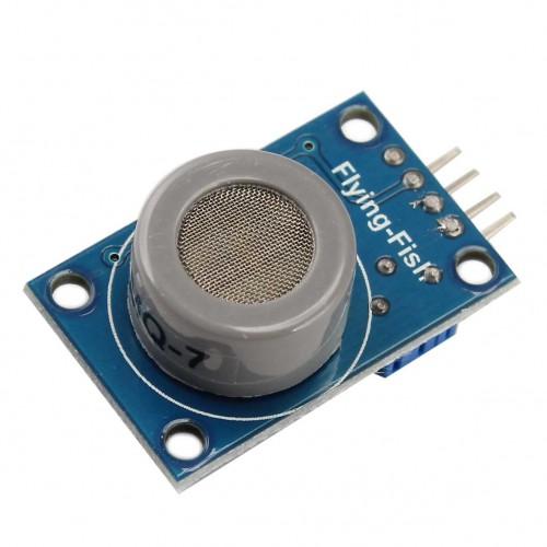 ماژول سنسور گاز مونوکسید کربن - تشخیص مونوکسید کربن MQ-7