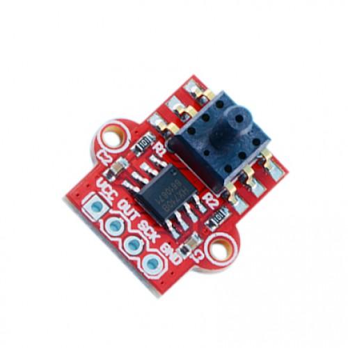 ماژول سنجش فشار هوا دارای مبدل آنالوگ به دیجیتال داخلی HX711