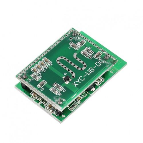 ماژول سنسور تشخیص حرکت مایکروویو دارای فرکانس 5.8GHZ